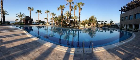 bild från hotell träningsresa turkiet
